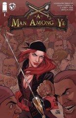 Comic Collection: A Man Among Ye #1 - #4