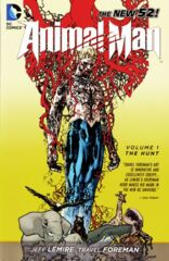 Animal Man Vol 1 - The Hunt (New 52) TP
