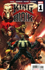Comic Collection: King In Black #1 - #5