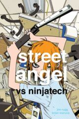 Street Angel Vs Ninjatech HC