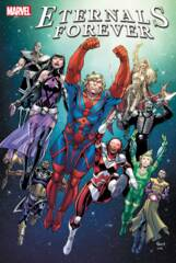 Eternals Forever #1 Cover A