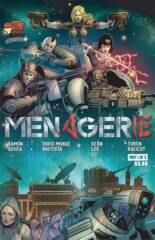 Menagerie #1 (of 5) Cover A