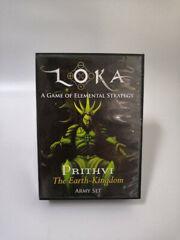 Loka Prithvi – The Earth-Kingdom