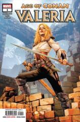 Comic Collection: Age of Conan Valeria #1 - #5
