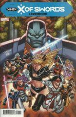 X of Swords: Handbook #1 Cover A