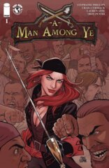 A Man Among Ye #1 Cover A