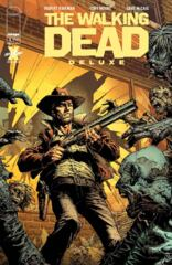 Comic Collection: Walking Dead Deluxe #1 - #5