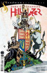 John Constantine: Hellblazer #9 Cover A