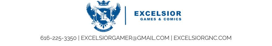 Excelsior Games and Comics LLC