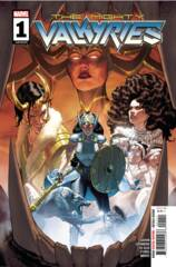 Mighty Valkyries #1 (of 5) Cover A