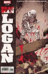 Comic Collection: Dead Man Logan #1 - #12