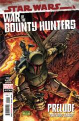 Comic Collection: Star Wars: War of the Bounty Hunters Alpha - #5