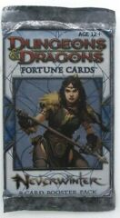 D&d Fortune Cards: Neverwinter Booster Pack