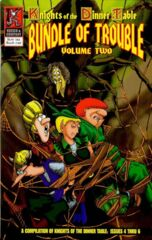Knights of the Dinner Table: Bundle of Trouble Vol 2 TP