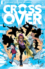 Crossover #4 Cover A