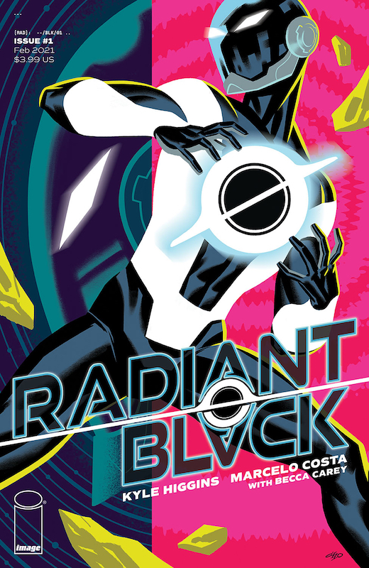 Radiant Black #1 Cover A