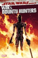 Star Wars: War of the Bounty Hunters - IG-88 #1 Cover A