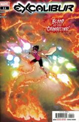 Excalibur Vol 4 #11 Cover A