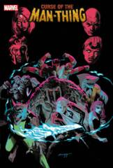 X-Men: Curse Man-Thing #1 Cover A