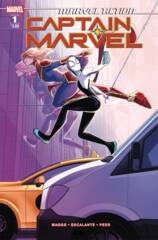 Marvel Action: Captain Marvel (2021) Vol 3 #1 Cover A