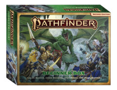 Pathfinder Second Edition Beginner Box