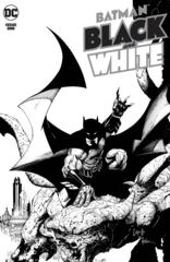 Comic Collection: Batman: Black & White Vol 3 #1 - #6