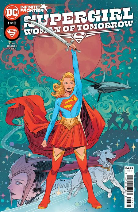 Supergirl: Woman of Tomorrow #1 (of 8) Cover A