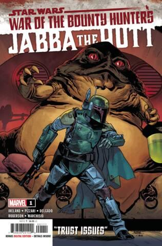 Star Wars: War of the Bounty Hunters - Jabba Hutt #1