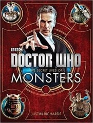 Doctor Who: The Secret Lives of Monsters HC