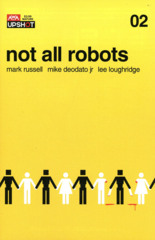 Not All Robots #2 Cover A