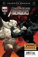 Avengers Vol 8 #36 Cover A