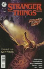 Stranger Things: Science Camp #2 (of 4) Cover A