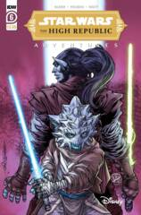 Star Wars: The High Republic Adventures #6 Cover A