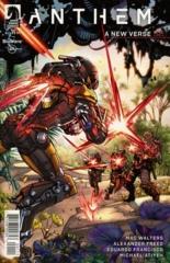 Comic Collection: Anthem #1 - #3
