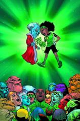 Green Lantern Vol 7 #1 Cover A