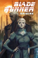 Blade Runner: Origins #1 Cover A