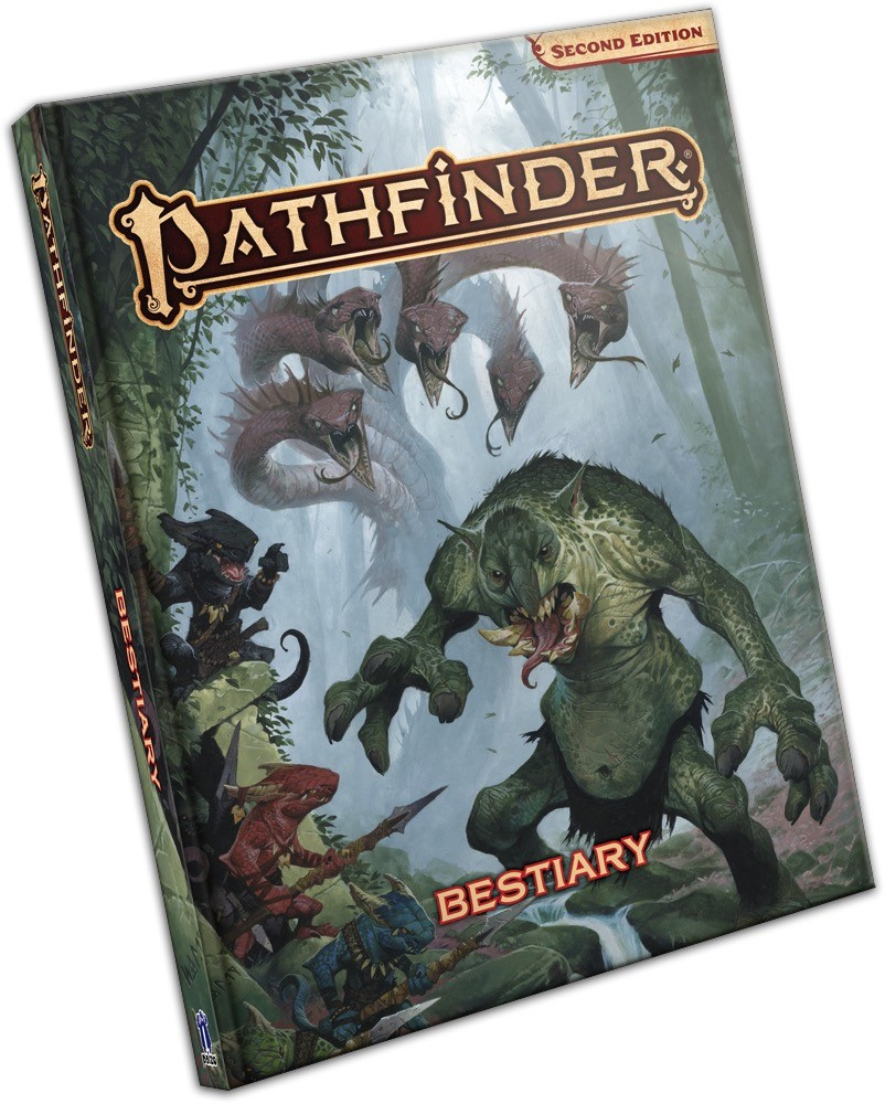 Pathfinder RPG Second Edition: Bestiary - Standard Edition