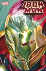 Iron Man Vol 6 #8 Cover A