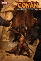 Conan the Barbarian Vol 3 #16 Cover A