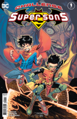 Challenge of the Super-Sons #1 (of 7) Cover A