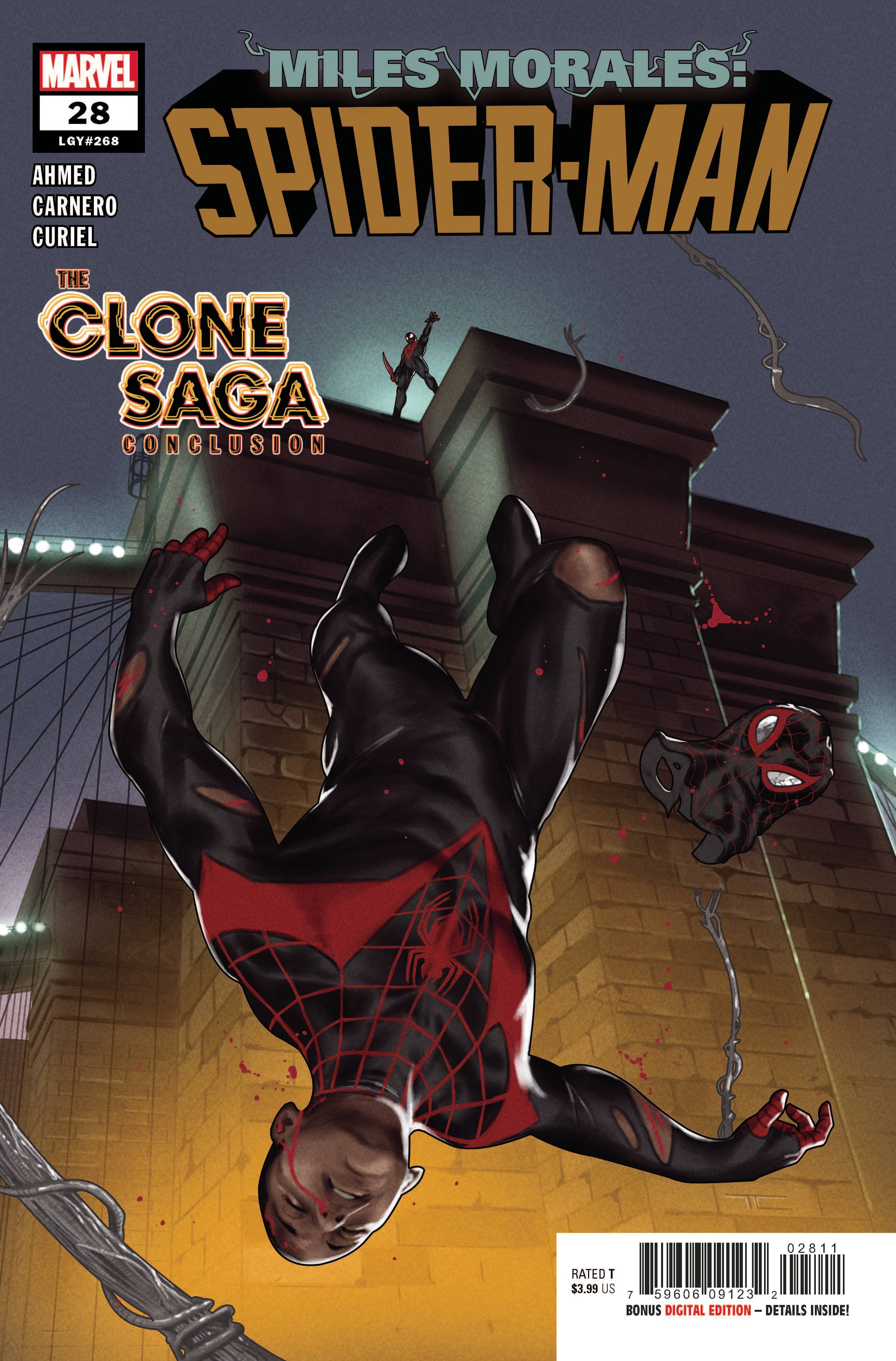 Miles Morales: Spider-Man #28 Cover A