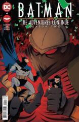 Batman: The Adventures Continue - Season II #4 (of 7) Cover A