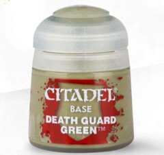 Base: Death Guard Green (12Ml)