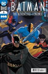 Batman: The Adventures Continue #3 (of 8) Cover A