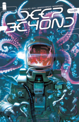Deep Beyond #1 (of 12) Cover A