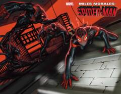 Miles Morales: Spider-Man #25 Cover A