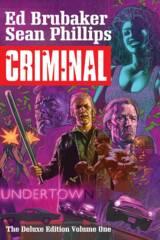 Criminal Deluxe Edition Vol 01 HC