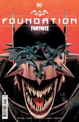 Batman / Fortnite: Foundation #1 Cover A