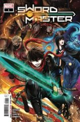 Comic Collection: Sword Master #1 - #12