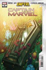Captain Marvel Vol 11 #21 Cover A